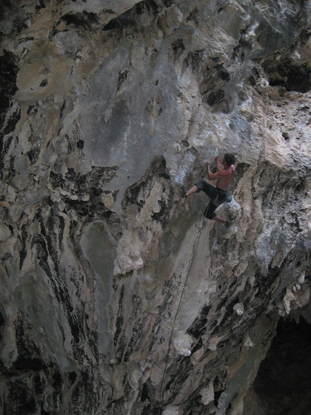 Steep Tuffas at El Salto
