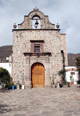 Mexico Ajijc Churches