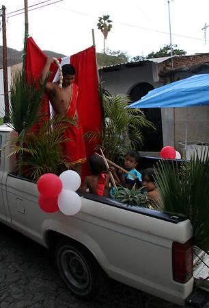 Mexico Festival of San Sebastian