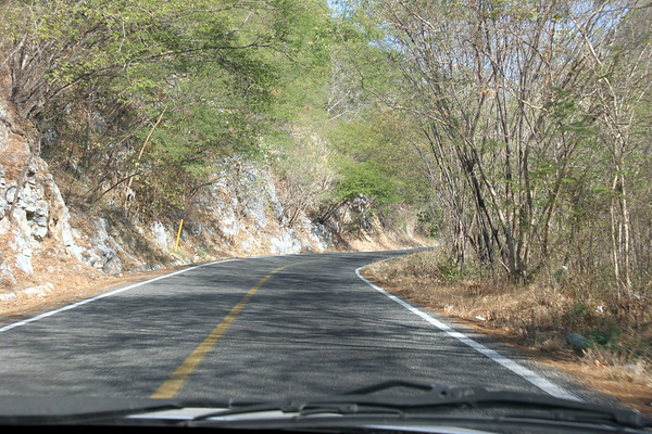 Mexico Free Road to Guadalajara