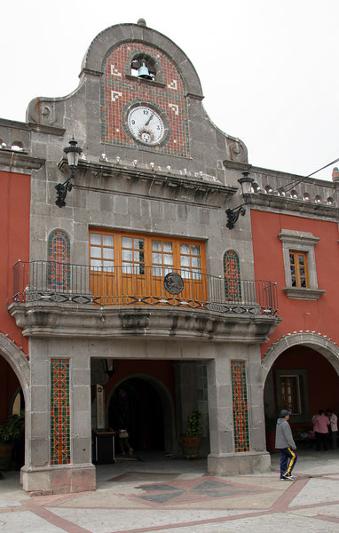 Palacio Municipal de Tonala
