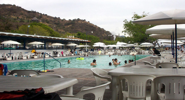 Mexico spa and racquet club