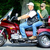 Debbie Blank | The Herald-Tribune<br /> A few motorcycles brought excitement to the event.