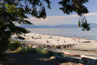 Miracle Beach Provincial Park