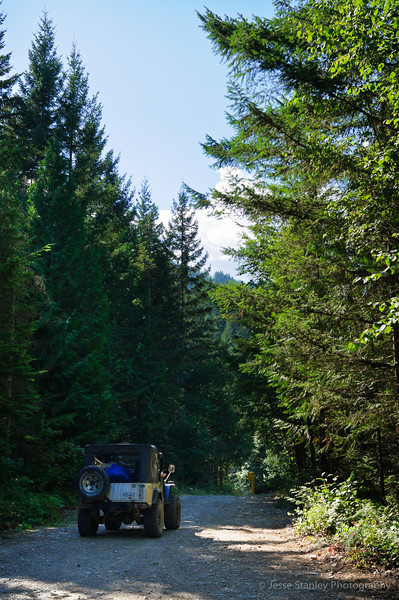 Wood Lake Campground, BC