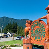 Hope, BC  - Chainsaw Carving Capitol of the Word