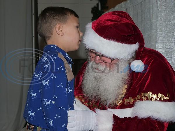 Santa Listening
