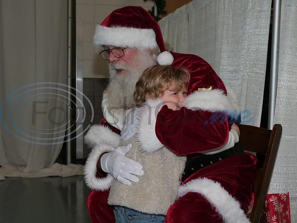 A Hug For Santa.