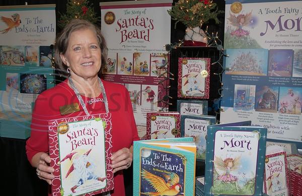 Sharon Thayer, Author of many Children's books
