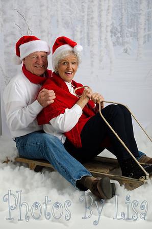 Mom And Dad Christmas 2012