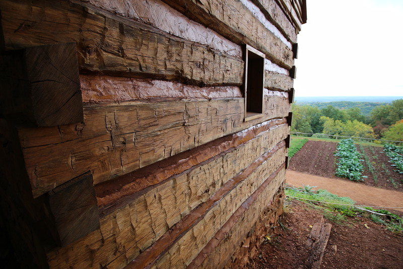 Monticello - Mulberry Row Building 07