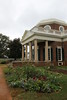 Monticello Jefferson's House Exterior 16