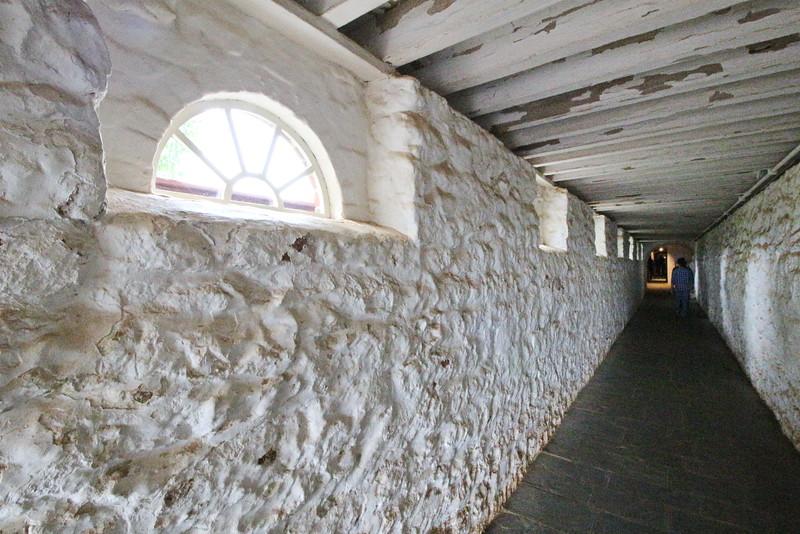 Monticello - Basement - Corridor 4