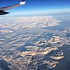 Flying over Newfoundland