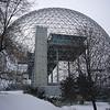 February 2014. Biosphère, Montreal.