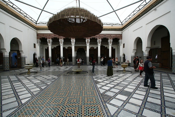 Ben Youssef Madrasa was an Islamic college, now it is open to the public as an historical site since 1982.