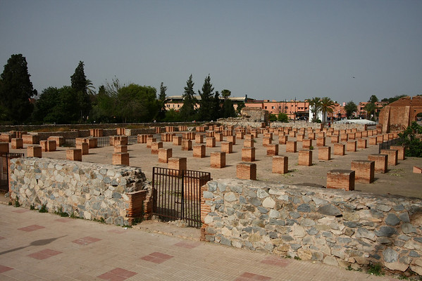 Sidi Ali Bel Kacem graveyard in the same area.
