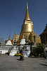 One of the temples from Wat Phra Kaew Complex in Bangkok.