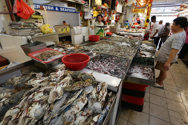 Fish lovers paradise.