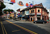 Main street in Little India.