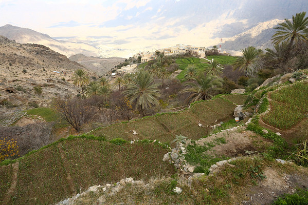 Wakan is one of the most picturesque villages in Oman and the trip there is well worth the effort.