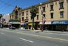 Valencia and Mission streets are famous for Mexican restaurants, coffee shops and bakeries.