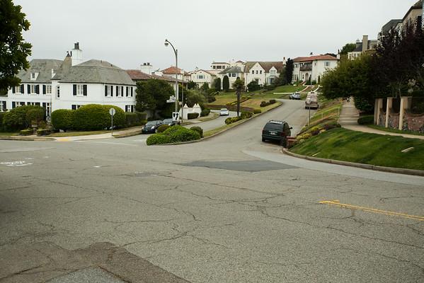 Some luxurious neighbourhood close to Presidio Park.