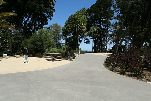 Lafayette Park.