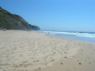 more beach by Richard Lazzara