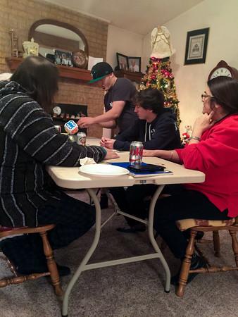 Morgan Christmas 2014 - Greenville - 2 - 3 January 2015