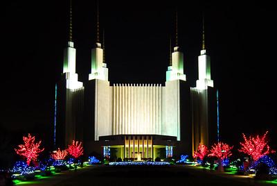 Mormon Temple, Silver Spring, MD