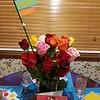 """Sunday, May 14, 2017<br /> <br /> My Beautiful  """"MOTHER'S DAY"""" BOUQUET that arrived on Saturday, May 13, 2017.<br /> <br /> My Homepage: www.God'sChild.SmugMug.com"""