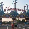 Kidlets at Disney Land