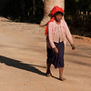 Women are still doing the hard work in Myanmar.