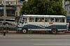 Public transport in Yangon.