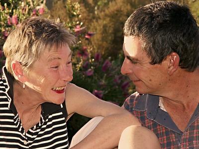 Trish and Colin