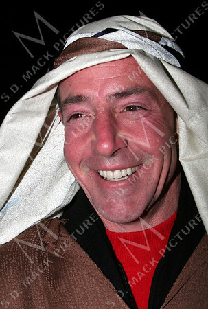 "NEW YORK - DECEMBER 18:  The 2nd Annual Times Square Nativity Featuring Michael Lohan As ""Joseph"" at The Firefighters 911 Memorial Park in New York City."