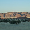 Our first daylight view of Damaraland