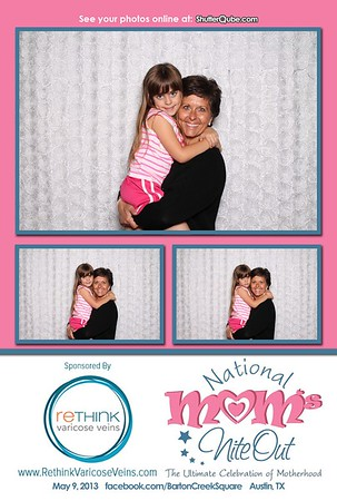 National Mom's Nite Out 5-8-13