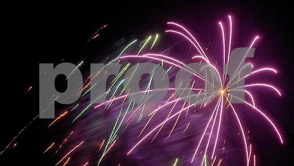 Nebular Fireworks originals