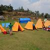 Random camp action