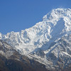 Avalanch on Annapurna South