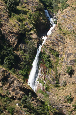 There are lots of waterfalls near the trek, some of them really nice.