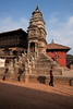 Bhaktapur, one of the few places that still maintain traditions. It is highly recommended to spend the night here as most people come only for a day visit. In the evening groups of men start singing.
