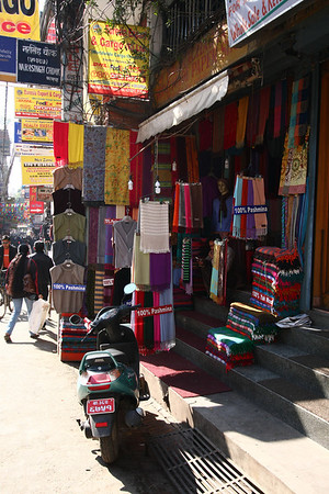 Products from Yak Wool, Pashmina and Kashmir.
