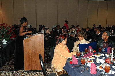 New Beginnings Holiday Party Dec 3, 2005.