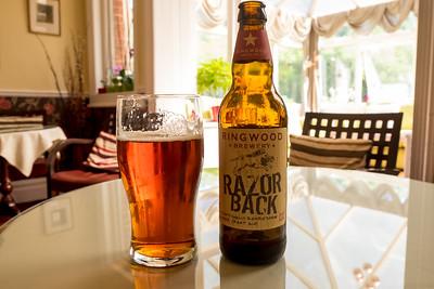 Razor Back Beer