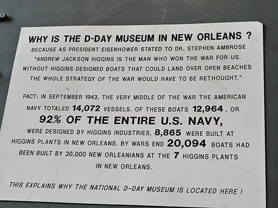 New Orleans - Day 5 - WWII Museum 08