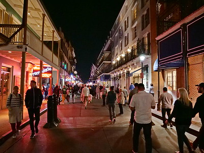 New Orleans - Day 4 - French Quarter at Night 29