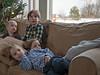 Ben, Jackson, Hayden and Maddie